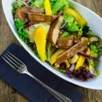 Chicken Mango Salad for a Healthy Paleo Lunch