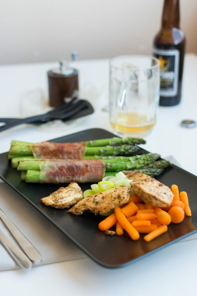 Welcome to my Paleo pork and vegetable feast recipe.